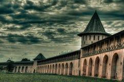 Monastero del salvatore efimsky Immagine Stock