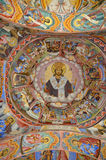 Monastero del san Ivan di Rila Immagine Stock Libera da Diritti