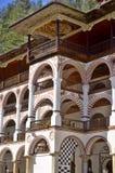 Monastero del san Ivan di Rila Fotografia Stock Libera da Diritti