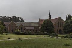 Monastero del trappista la nostra signora dell'abbazia di angeli Immagini Stock