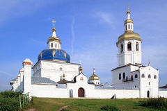 Monastero dell'uomo di Abalaksky Piously-Znamensky Fotografia Stock Libera da Diritti