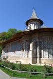 Monastero della Romania Voronet Fotografia Stock Libera da Diritti