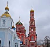 Monastero di ascensione di Tambov, fotografia stock