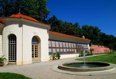 Monastero di BÅ™evnov - galleria Immagine Stock