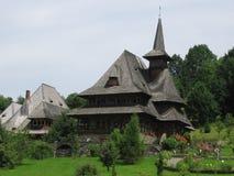 Monastero di BARSANA - Maramures, Romania Immagine Stock Libera da Diritti