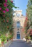 Monastero di Beit Jamal Catholic o di Beit Jimal vicino a Beit Shemesh Immagine Stock Libera da Diritti
