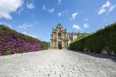 Monastero di Cartuja, Jerez de la Frontera, Spagna (Charterhouse) Immagini Stock