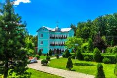 Monastero 08 di Cernivci Banchensky fotografia stock libera da diritti