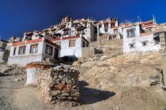 Monastero di Chemrey Fotografie Stock Libere da Diritti