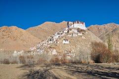 Monastero di Chemrey Immagine Stock Libera da Diritti