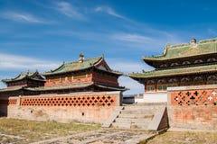 Monastero di Erdene Zuu Fotografie Stock Libere da Diritti