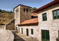 Monastero di Freixo de Baixo Fotografie Stock