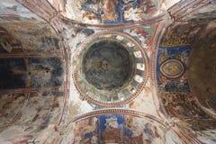 Monastero di Gelati Fotografia Stock Libera da Diritti