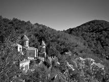 Monastero di Gelati in Georgia immagini stock libere da diritti
