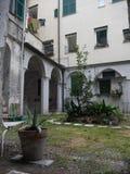 Monastero di Genova immagini stock