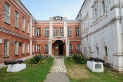 Monastero di Goritsky-Uspensky immagine stock