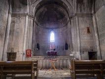 Monastero di Goshavank Fotografia Stock