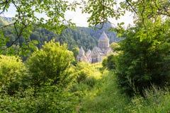 Monastero di Haghartsin in Armenia Fotografia Stock Libera da Diritti