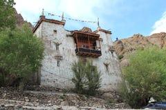Monastero di Hemis. fotografia stock libera da diritti