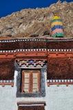 Monastero di Hemis Immagine Stock Libera da Diritti