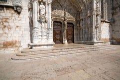 Monastero di Hieronymites Immagini Stock