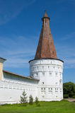 Monastero di Iosifo-Volotsky Fotografie Stock