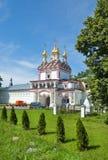 Monastero di Iosifo-Volotsky Fotografia Stock