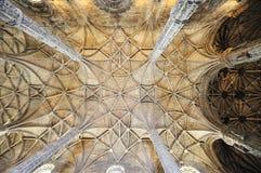 Monastero di Jerónimos a Lisbona Immagini Stock Libere da Diritti