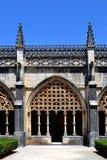 Monastero di jeronimos di Lisbona Immagini Stock