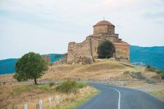 Monastero di Jvari Immagini Stock Libere da Diritti