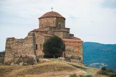 Monastero di Jvari Fotografia Stock Libera da Diritti