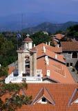 Monastero di Kykkos Fotografia Stock