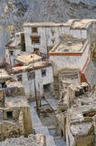 Monastero di Lamayuru Fotografie Stock