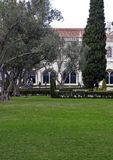Monastero di Lisbona Jeronimos, Belem, Lisbona Fotografie Stock