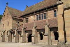 Monastero di Maulbronn fotografia stock libera da diritti