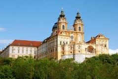 Monastero di Melk Immagine Stock