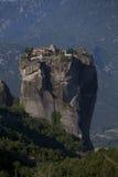 Monastero di Meteora Fotografia Stock