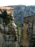 Monastero di Meteora, Grecia Immagine Stock