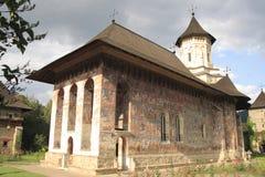 Monastero di Moldovita Immagini Stock
