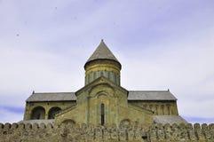 Monastero di Mtskheta Fotografia Stock
