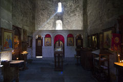 Monastero di Mtsvane Immagine Stock Libera da Diritti