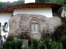 Monastero di Namaiesti, vicino a Campulung Muscel Immagine Stock Libera da Diritti