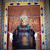 Monastero di Namdroling Fotografie Stock