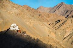 Monastero di Namgyal Immagini Stock Libere da Diritti