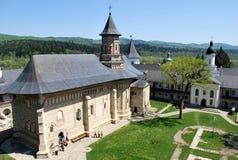 Monastero di Neamt Immagini Stock
