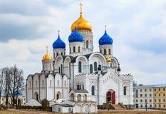 Monastero di Nicholas Ugreshsky immagine stock libera da diritti