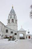 Monastero di Nikitskiy Fotografia Stock