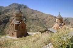 Monastero di Noravank Fotografie Stock Libere da Diritti