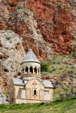 Monastero di Noravank in Armenia Immagine Stock