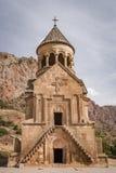 Monastero di Noravank, Armenia fotografia stock libera da diritti